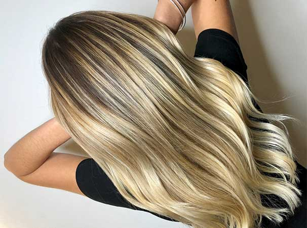 Balayage and Ombre Hair Machester